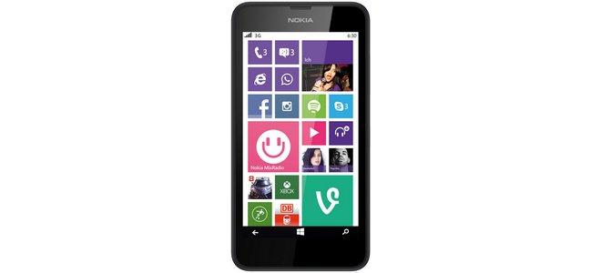 Nokia Lumia 630 ohne Vertrag