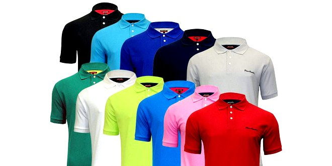 Pierre Cardin Polo-Shirt-Angebote