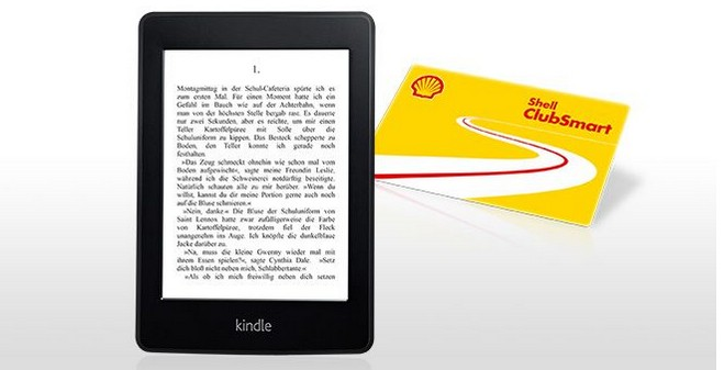Shell Kindle Paperwhite