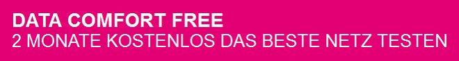 Telekom Data Comfort Free testen