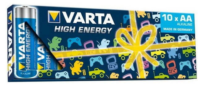 Varta Batterien günstig kaufen