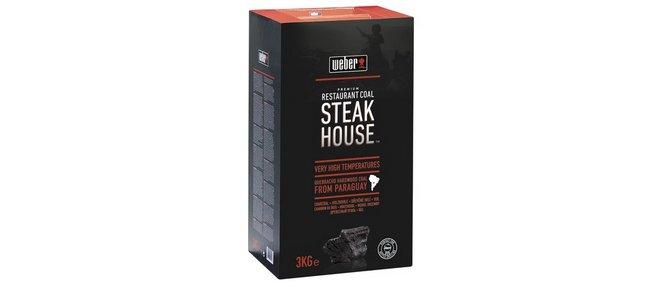 Weber Steakhouse Holzkohle