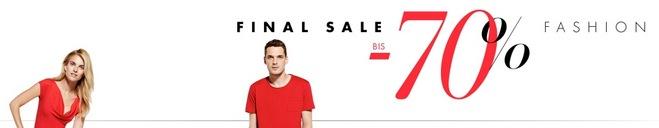 Amazon Final Sale im Schlussverkauf