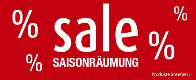 GALERIA Kaufhof Sale Saisonräumung