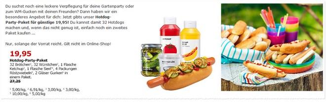 ikea hotdog paket f r 19 95. Black Bedroom Furniture Sets. Home Design Ideas