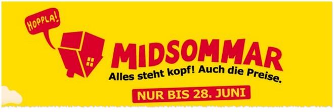 IKEA Midsommar Schlussverkauf 2015