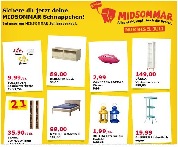 Ikea Winterschlussverkauf