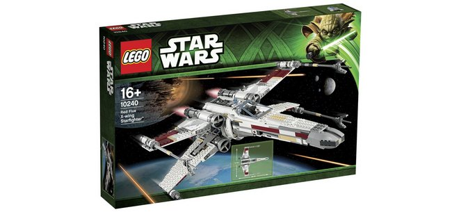 LEGO Star Wars Red Five X-Wing Starfighter