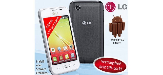 LG L40 ohne Vertrag