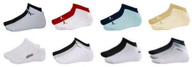 Marken-Socken günstiger kaufen