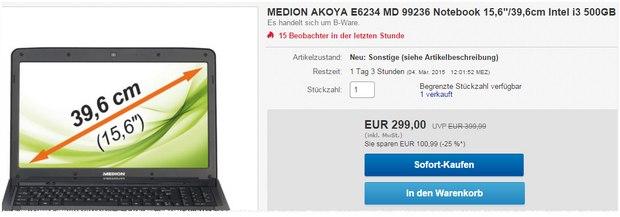 Medion E6234 MD 99236