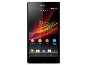 Sony Xperia Z ohne Vertrag