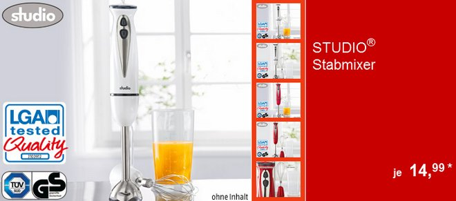 Studio Stabmixer ALDI