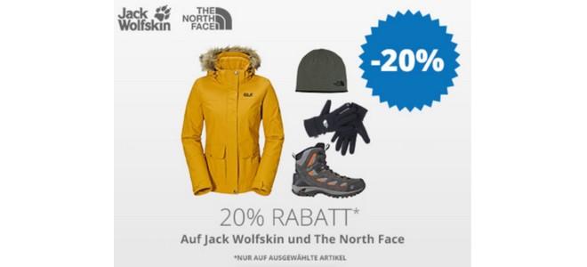 The North Face Sale von Engelhorn
