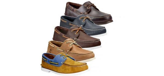 Timberland Bootsschuhe Boat Brig