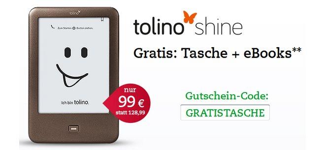Tolino Shine Angebot