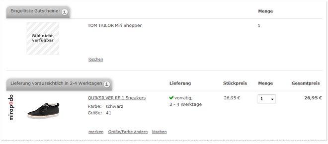 Tom Tailor Miri Shopper Tasche