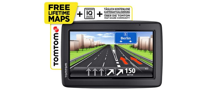 TomTom Start 20 M CE Traffic