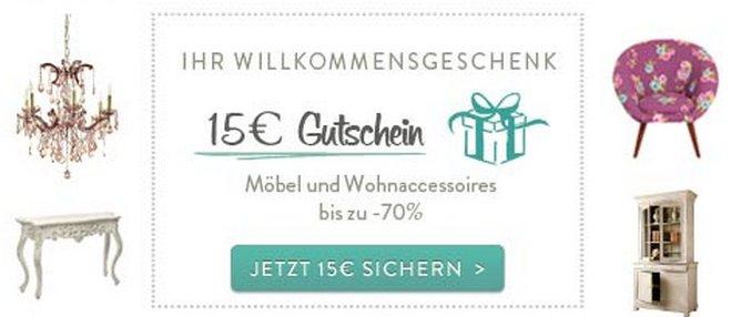 Westwing- Sale-Gutschein