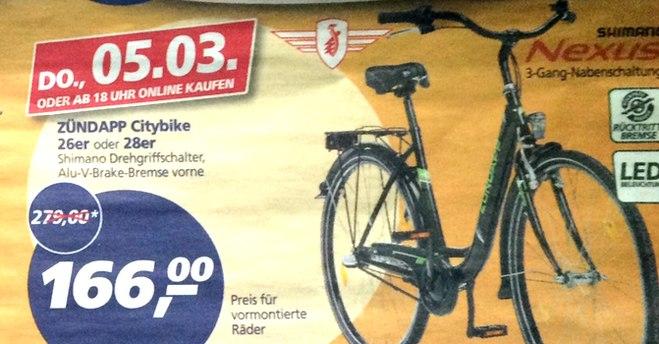 Zündapp Citybike