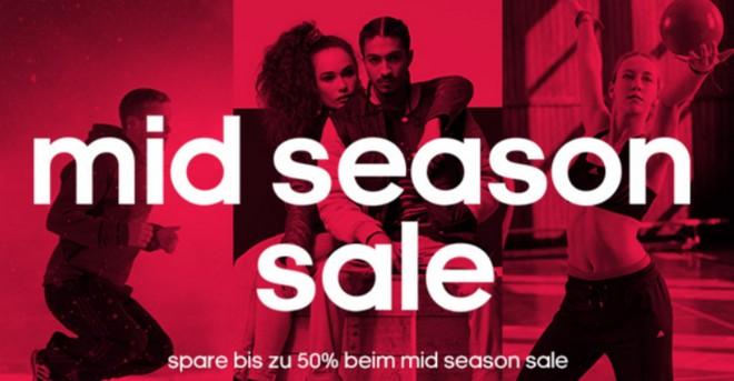 Adidas Mid Season Sale