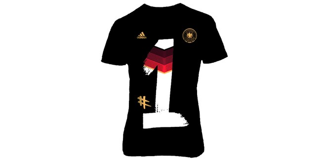 Adidas Nr. 1 Shirt Coming Home