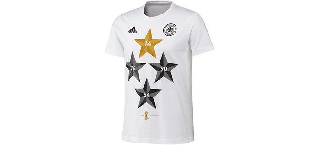Adidas Weltmeister T-Shirt