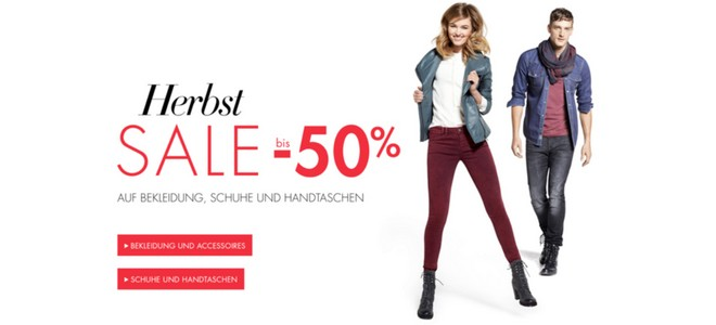 Amazon Herbst Sale