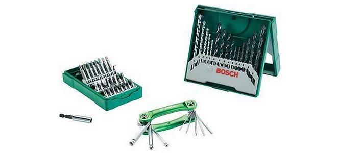 Bosch Bohrer- & Bitset