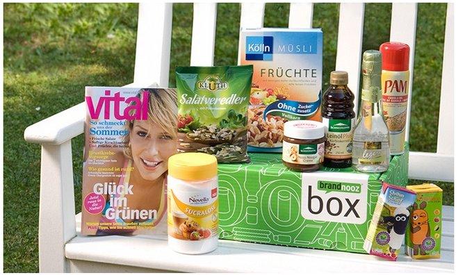 Brandnooz Gutschein Vital Box