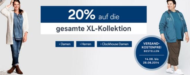 C&A XL Sale