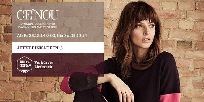 CE'NOU Kollektion von Eva Padberg bei brands4friends