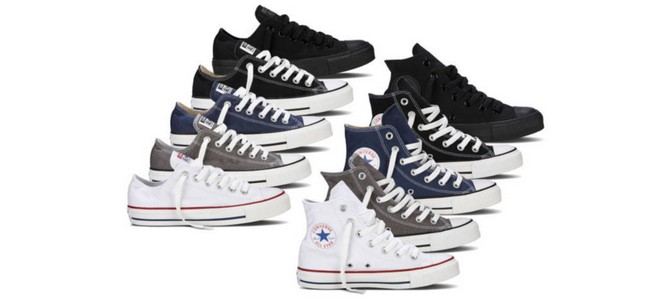 Converse All Star Chucks Ox