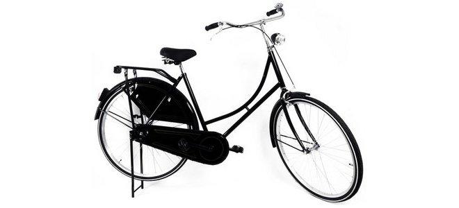 Holland-Fahrrad