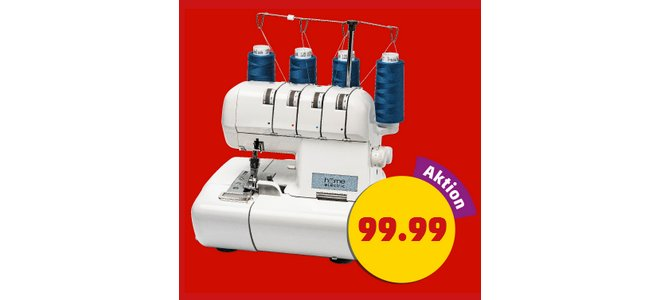 Home Electric Overlock