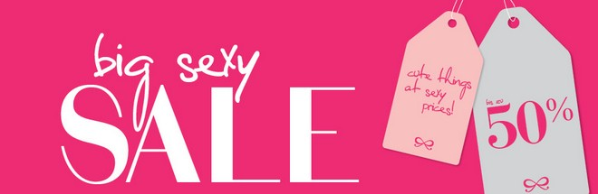 Hunkemöller Big Sexy Sale 2015