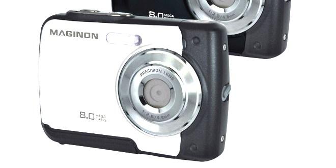 Maginon wasserdichte Digitalkamera