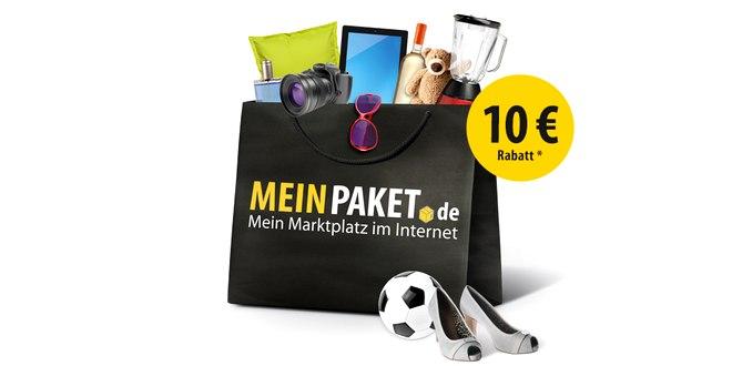MeinPaket Gutscheincode