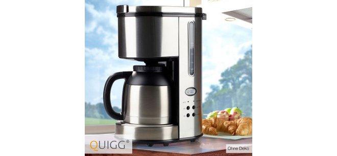 Quigg Kaffeeautomat