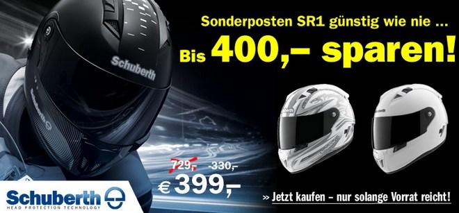 Schuberth SR1 Motorradhelm