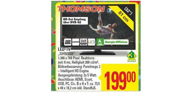 Thomson 32HW3325 Marktkauf