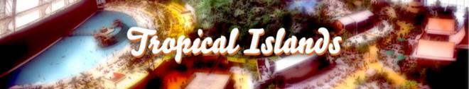 Tropical Islands 2-für-1-Gutscheine