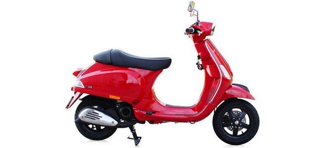 Vespa Primavera 50 Motorroller