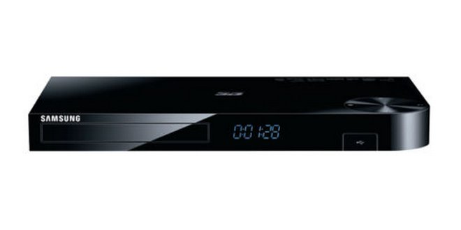 samsung bd f8500 blu ray player 500 gb f r 149. Black Bedroom Furniture Sets. Home Design Ideas