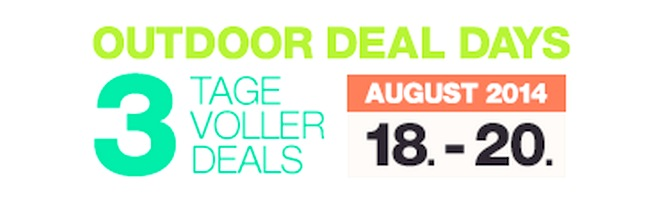 Amazon Outdoor Deal Days