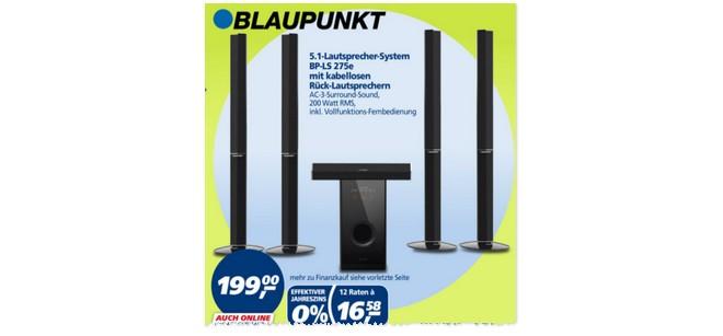 Blaupunkt BP-LS 275e