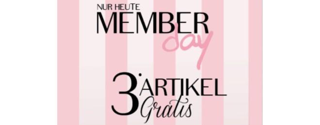 Hunkemöller Member Days gratis