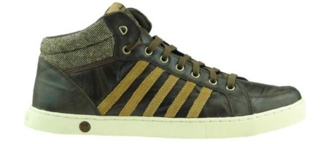 K-Swiss Mid Sneaker