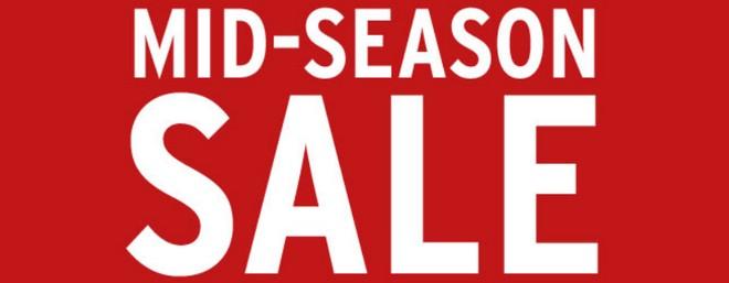 Karstadt Mid Season Sale 2015