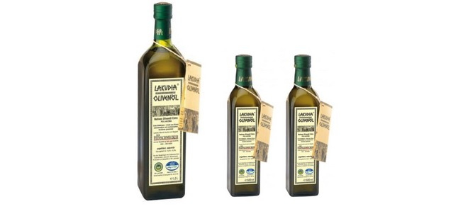 Lakudia nativ extra Olivenöl